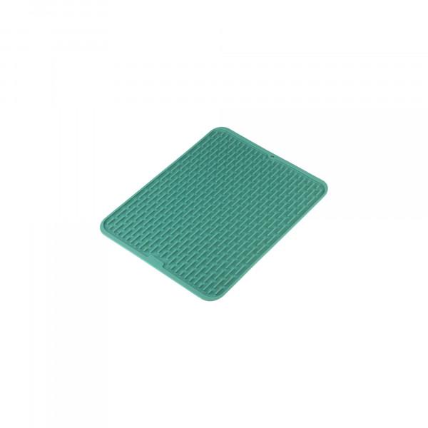 Silikon Abtropfmatte Grün