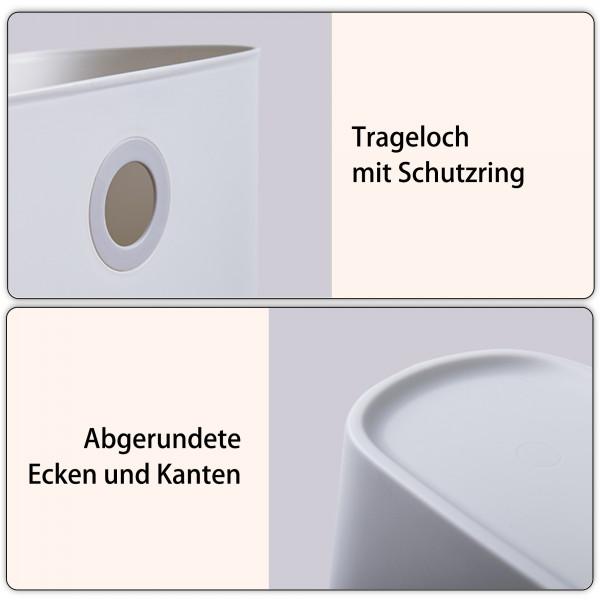 Design Papierkorb Mülleimer