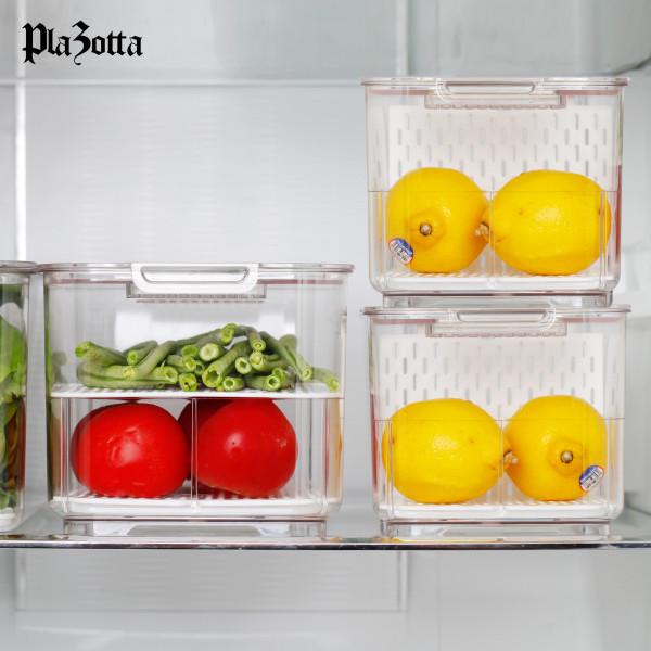Kühlschrank Organizer Küche Aufbewahrungsbox