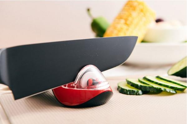 DESIGN Messerschärfer für Haushaltsmesser Rutschfest
