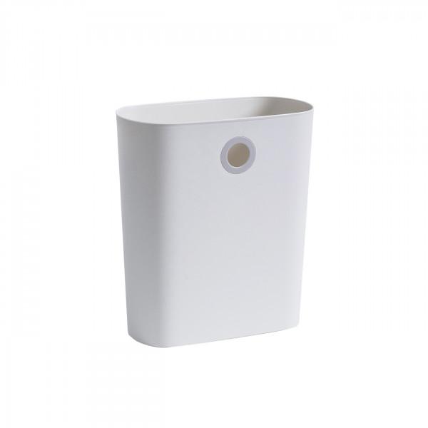 Design Papierkorb Grau