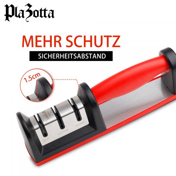 PROFI 3 Stufen Messerschärfer Messerschleifer