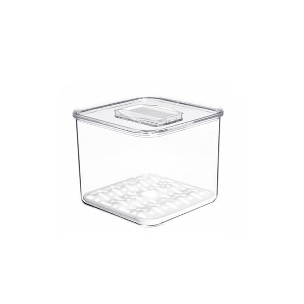 Kühlschrank Organizer 1 Fach mit Abtropfgitter M